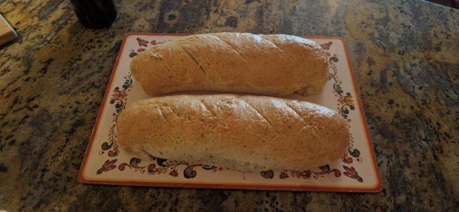 A little bread, a little freedom