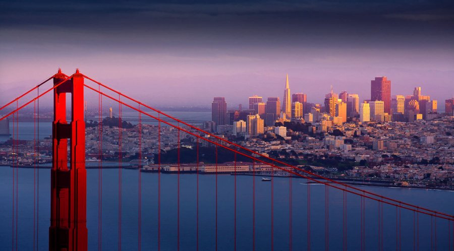 You don't have to live in San Francisco